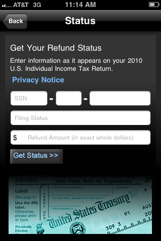 Medford, NJ Accounting Firm | IRS Launches Smartphone App Page